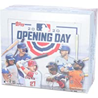 $39 » 2020 Topps Opening Day Factory Sealed 36 Pack Box - Baseball Wax Packs