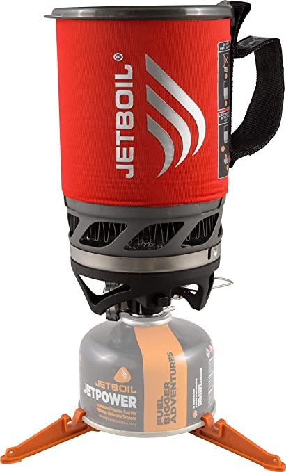 Jetboil MicroMo Backpacking Stove