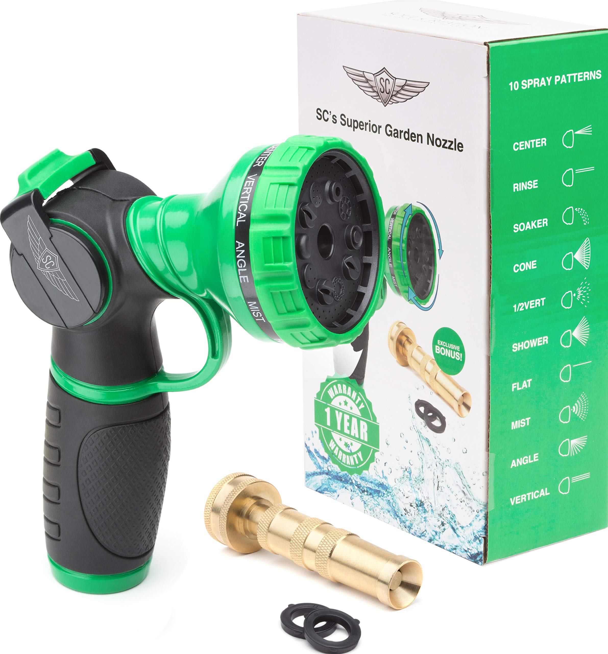 Best Rated in Garden Hose Nozzles & Helpful Customer Reviews