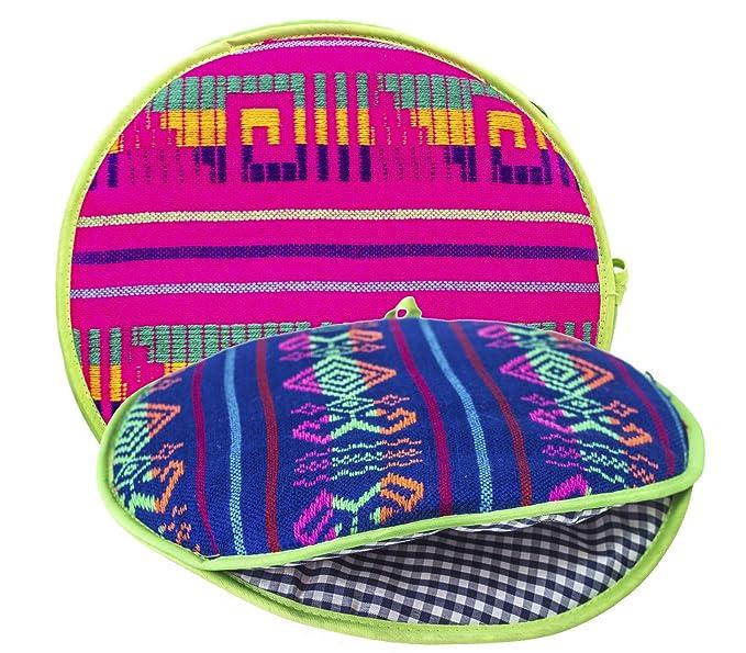 Funda para calentador de tortillas de tela mexicana auténtica ...