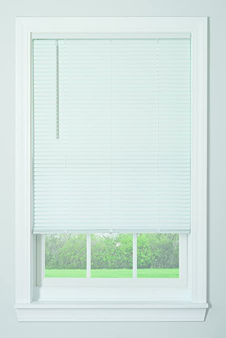 Amazon Com Bali Blinds 1 Vinyl Cordless 35 X 64 White Home