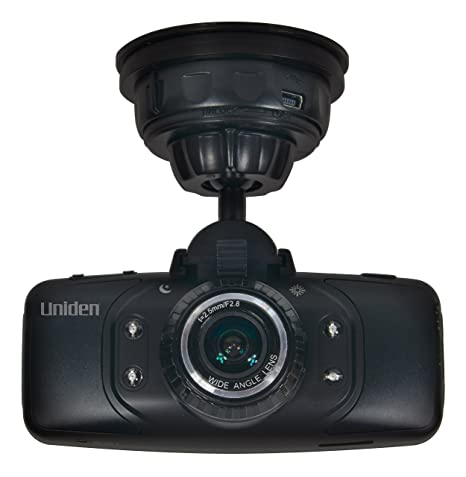 Amazon.com: Uniden Dash Cam HD Automotive Video Recorder with GPS (Black) Cam650 (Discontinued by Manufacturer): Car Electronics