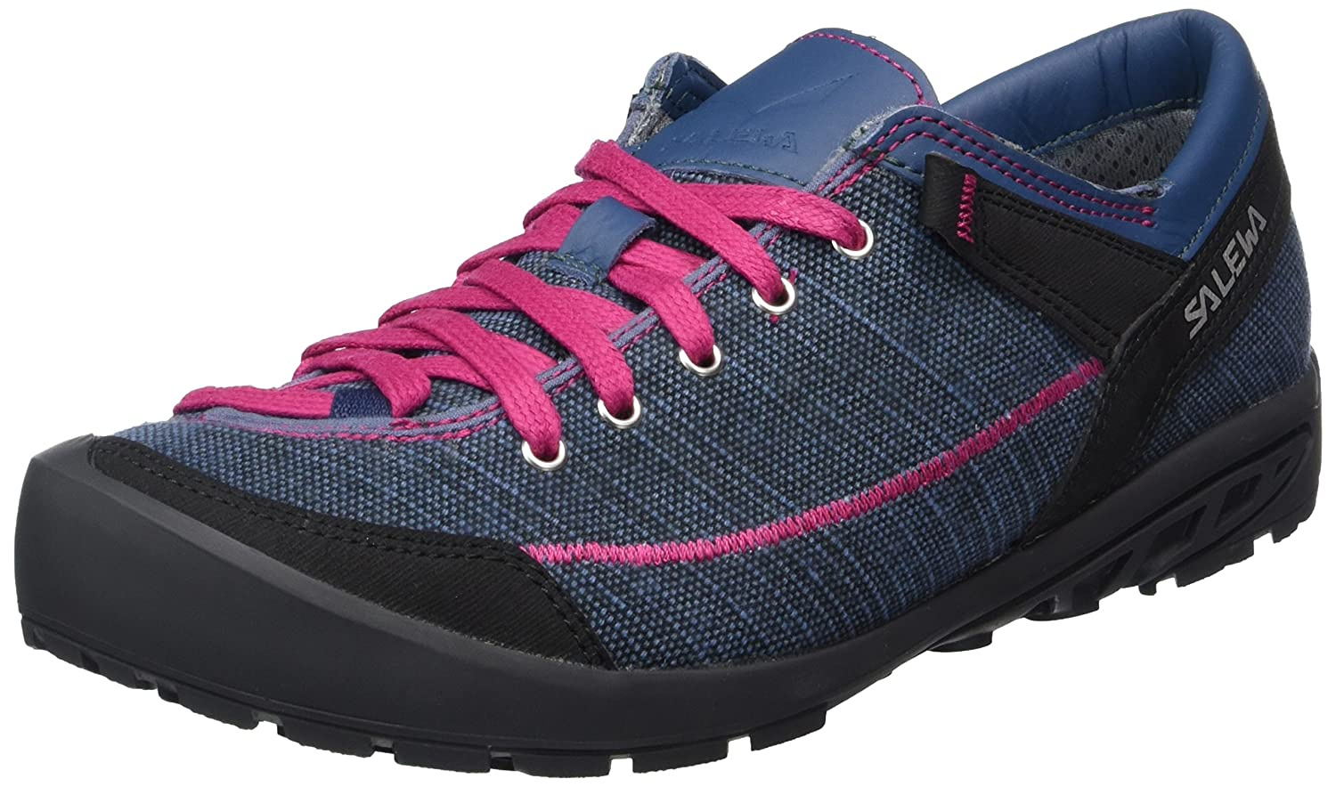 Salewa WS Road, Alpine Road, WS Derby Femme Bleu (Washed Denim Denim/Fuchsia/Fuchsia 8585) 986c2a8 - fast-weightloss-diet.space