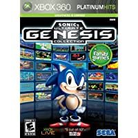 Sonic's Ultimate Genesis Collection / Game - Xbox 360