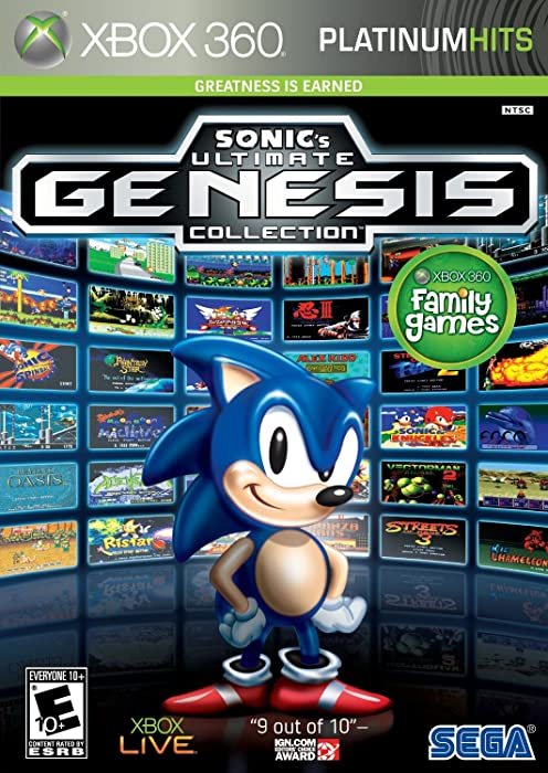 Top 9 Sega Genesis Ps3
