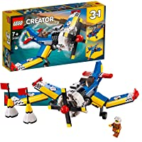 LEGO Creator 3in1 Race Plane 31094 Building Kit, 2019 (333 Pieces)