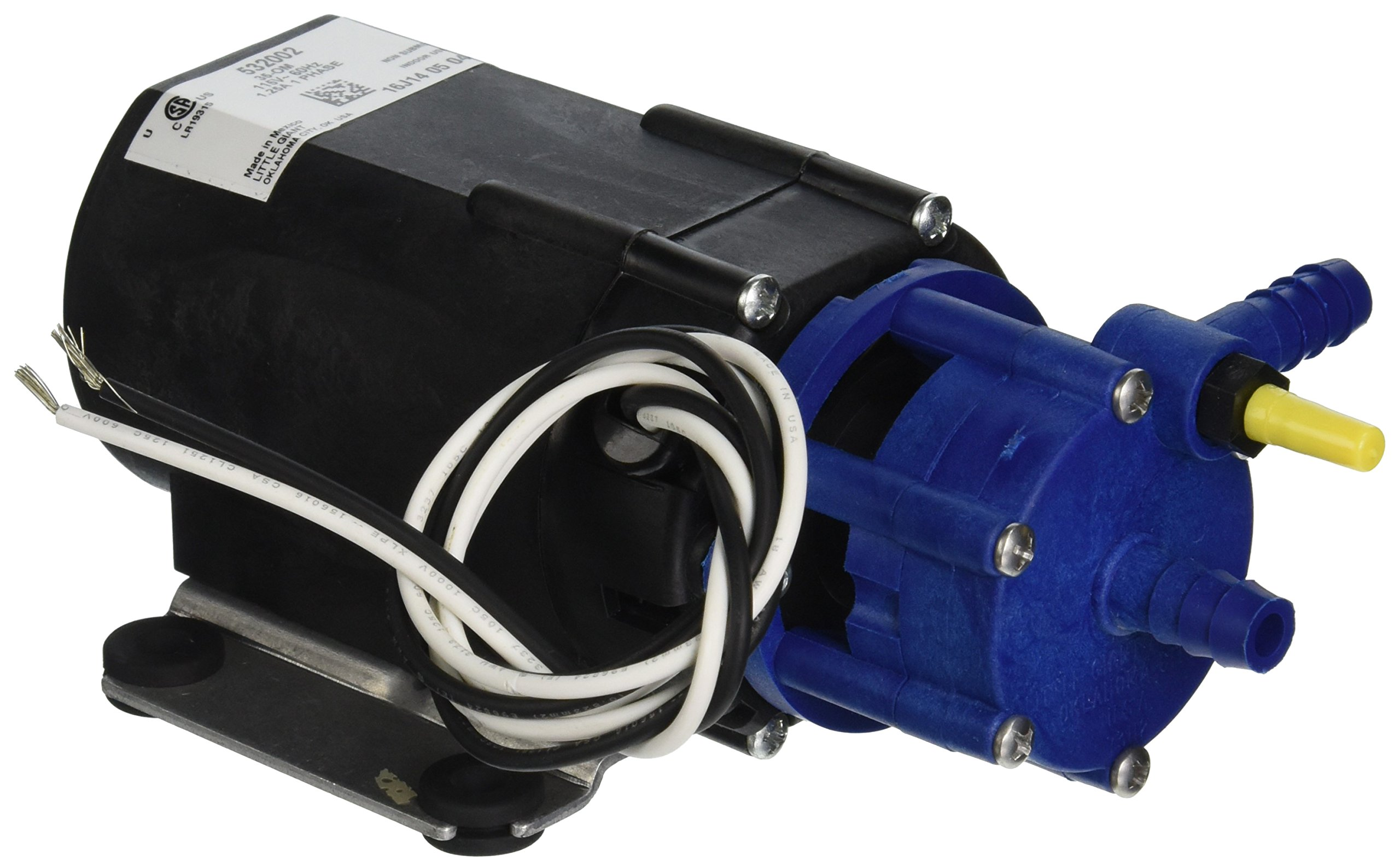 Little Giant 532002 35-OM 115 Volts 170 GPH Non-Submersible High Pressure Pump