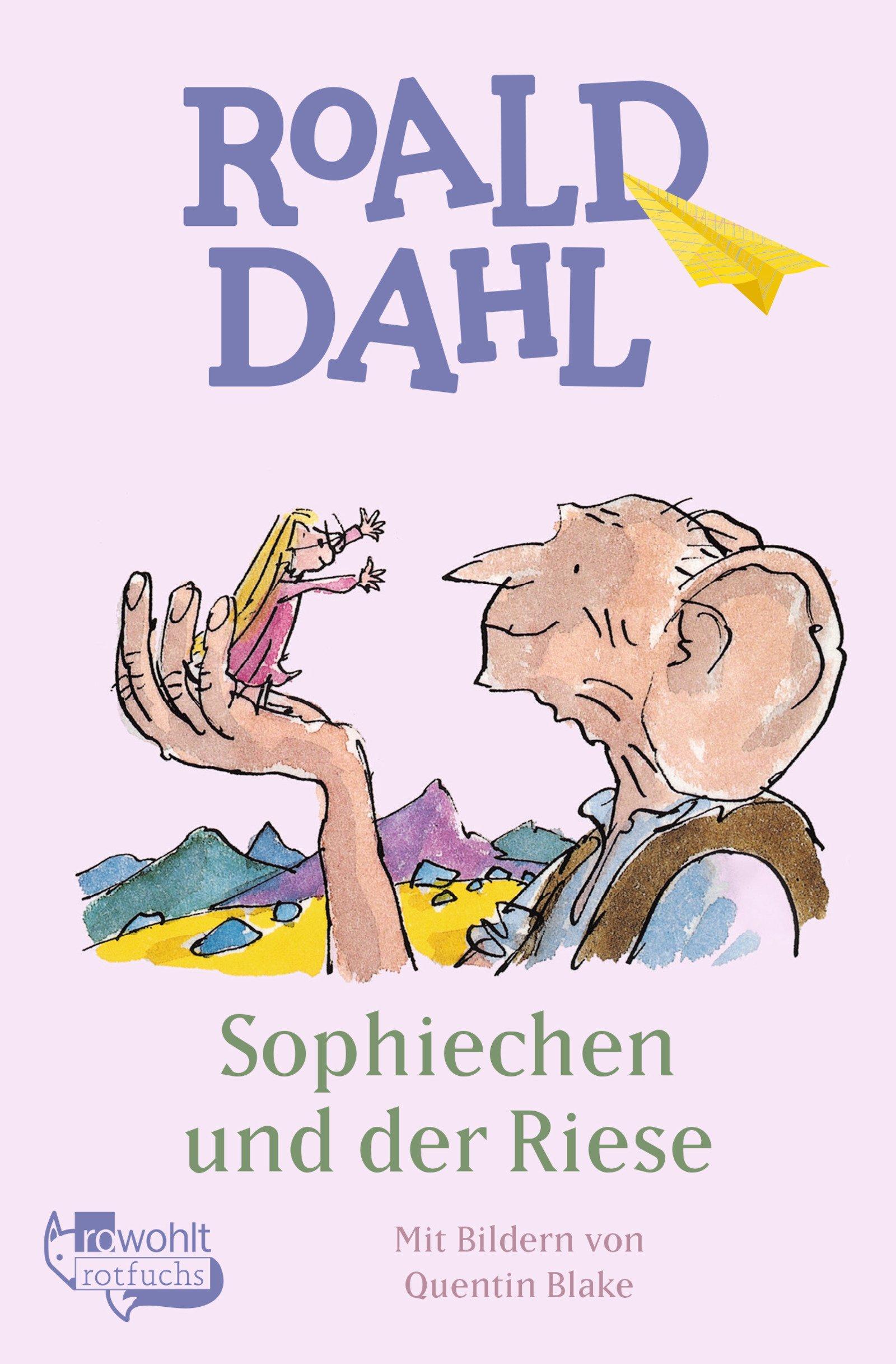 Download Sophiechen und der Riese. ( Ab 8 J.). pdf epub