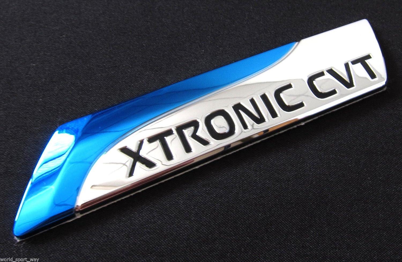 Xtronic Cvt Logo Emblem Badge Decal Nissan March Almera Resistorcalculatorfreeledcalculadora2 Free Electronic Teana Tiida Micra K12 Automotive