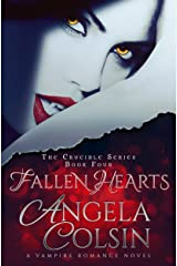 Fallen Hearts (The Crucible Book 4) Kindle Edition