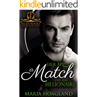 Her App, a Match, and the Billionaire (Billionaire Bachelor Cove)