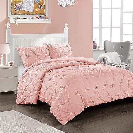 0f81ac06f7703 Heritage Club Sierra Comforter Set, Twin, Pink