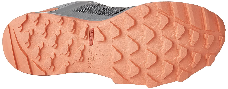 adidas outdoor Women's Kanadia 7 Gore-Tex Trail Running Shoe B01MT65XPW 8 B(M) US|Grey Two/Chalk White/Easy Coral