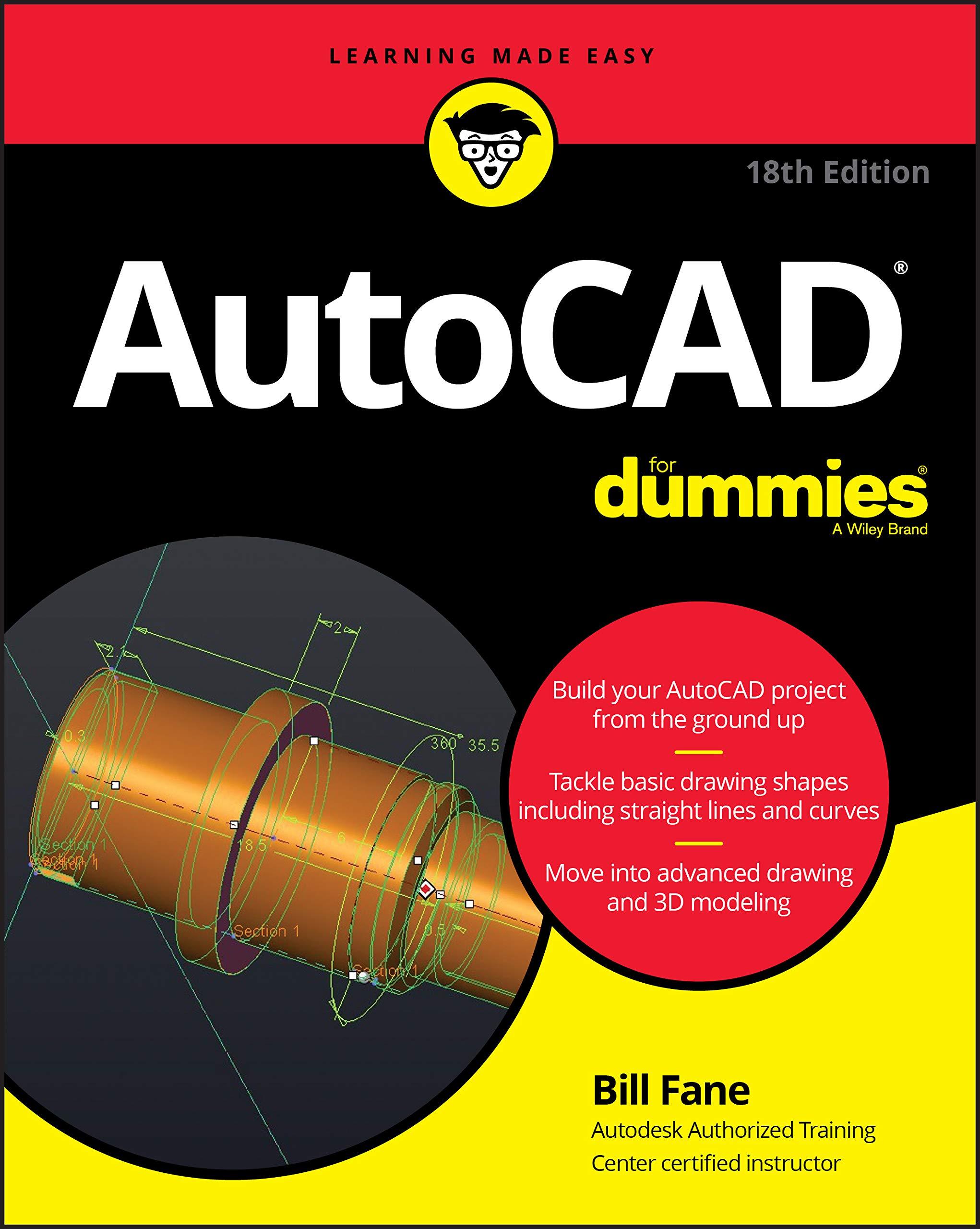 AutoCAD For Dummies, 18th Edition: Amazon.es: Fane, Bill: Libros en idiomas extranjeros