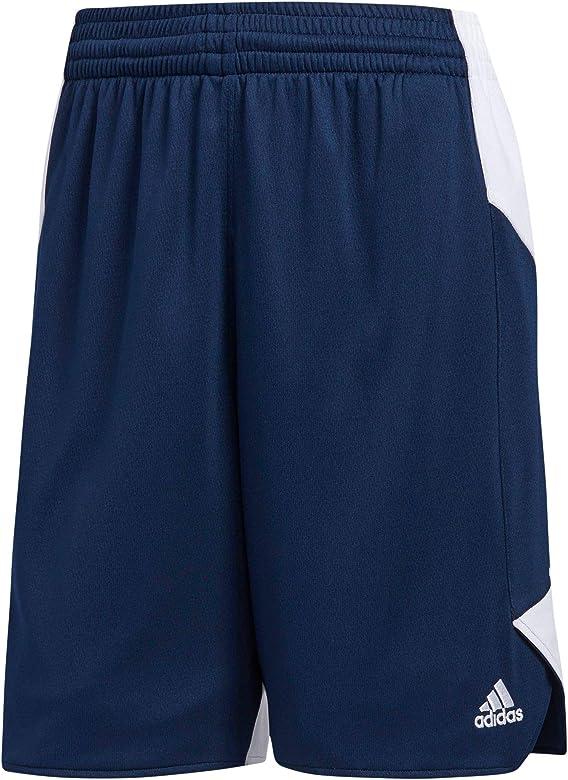 adidas W Crzy Expl SHO Pantalón Corto, Mujer, Azul (Maruni/Blanco ...