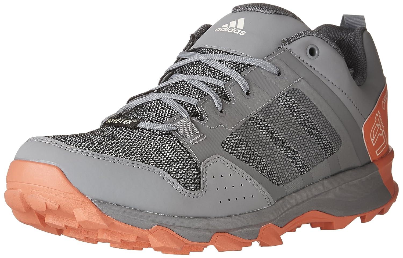 adidas outdoor Women's Kanadia 7 Gore-Tex Trail Running Shoe B01MY5BGF4 11 M US|Grey Two/Chalk White/Easy Coral