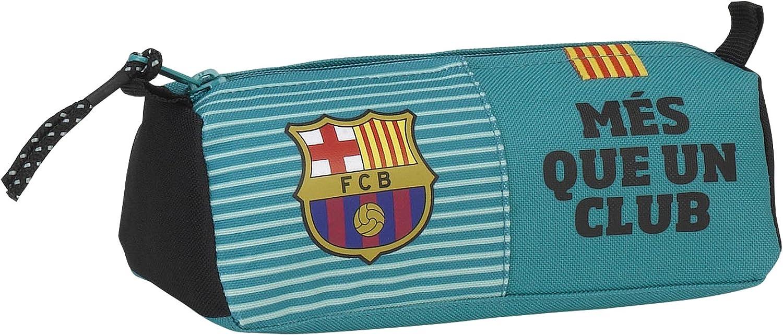 Futbol Club Barcelona - Estuche portatodo (SAFTA 811727742): Amazon.es: Juguetes y juegos