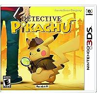 Detective Pikachu - Nintendo 3DS - Standard Edition