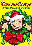 Curious George: A Very Monkey Christmas [Import anglais]