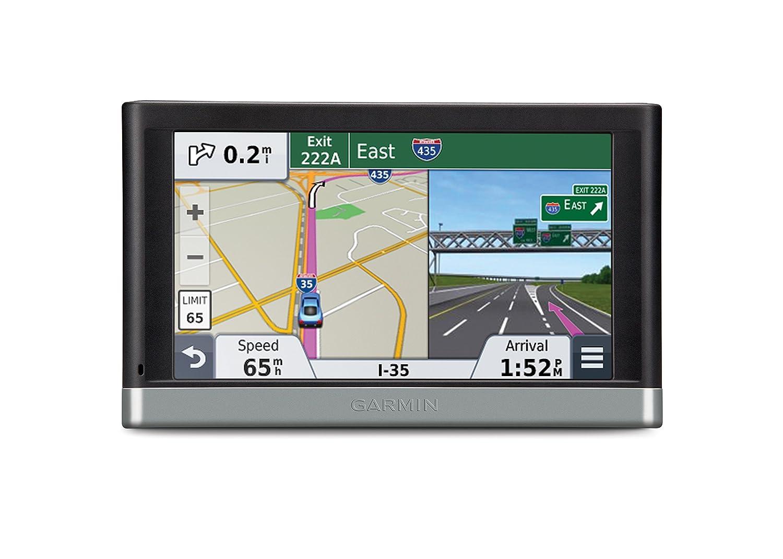 Amazoncom Garmin Nüvi LMT Inch Portable Vehicle GPS With - Nuvi 2557