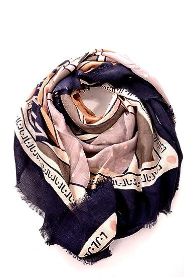 Liu.jo - 22222 foulard black A19239T0300  Amazon.it  Abbigliamento 129fe6b8341