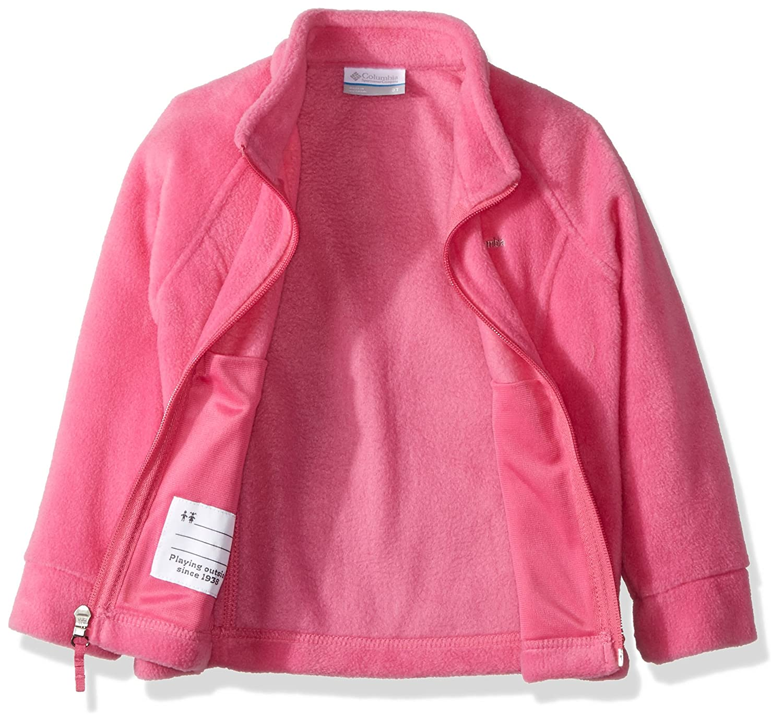 e13eecb13 Amazon.com  Columbia Girls  Benton Springs Fleece Jacket  Clothing