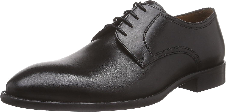 Lottusse L6555-00501-01, Zapatos de Cordones Derby para Hombre