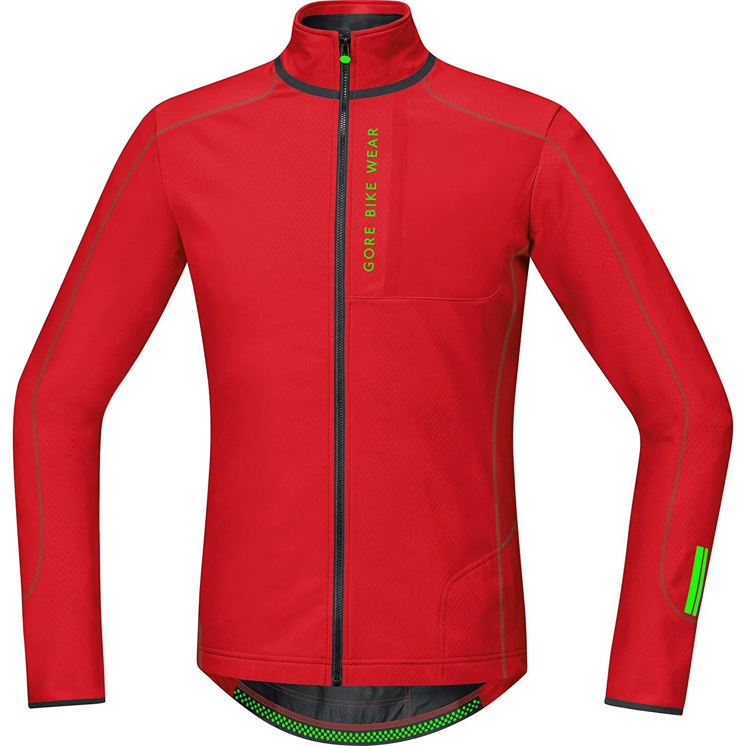 Amazon.com : GORE BIKE WEAR Mens Power Trail Thermo Jersey : Sports & Outdoors