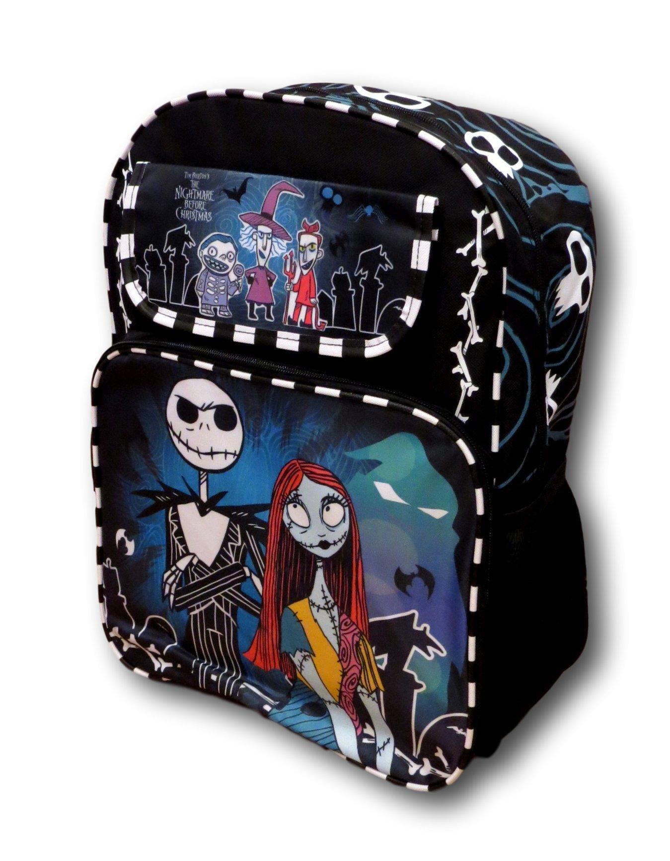 Amazon.com: ZMvise Before Christmas Jack Skull Skellington Lunch ...