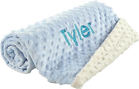 personalized toddler blanket grey gray chevron minky chevron throw blanket Monogram blanket for girls or boys