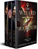 The Wizard and The Warrior Series One Box Set: A Sword and Sorcery Fantasy Adventure