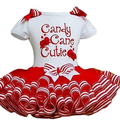 JINTING Little Girls Christmas Holiday Candy Cane Cutie Tutu DressWhite2-3  sc 1 st  Amazon.com & Amazon.com: JINTING Little Girls Christmas Holiday Candy Cane Cutie ...