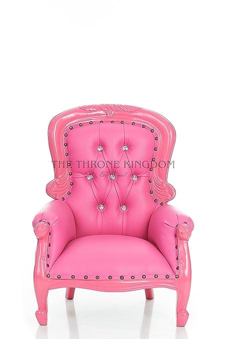 Mini Stella Throne Chair For Children   Prince/Princess Throne Chair For  Kids   Birthday