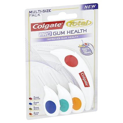 Colgate Total Pro - encías salud cepillos interdentales Starter Kit: Amazon.es: Salud y cuidado personal