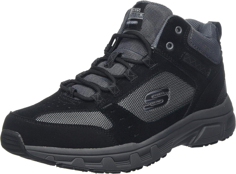 Skechers Herren Oak Canyon Ironhide Hohe Sneaker: Skechers eIP1y