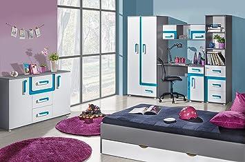 Smartbett Smart Cama Infantil Juvenil Habitaciones Abetito