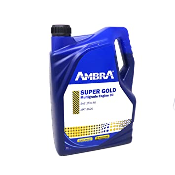 Aceite Motor Super Gold 15 W-40 5lt ámbar Petronas Tractores ...