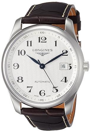 dab6ee6698 [ロンジン]LONGINES 腕時計 ロンジン マスターコレクション 自動巻き L2.793.4.78.3 メンズ