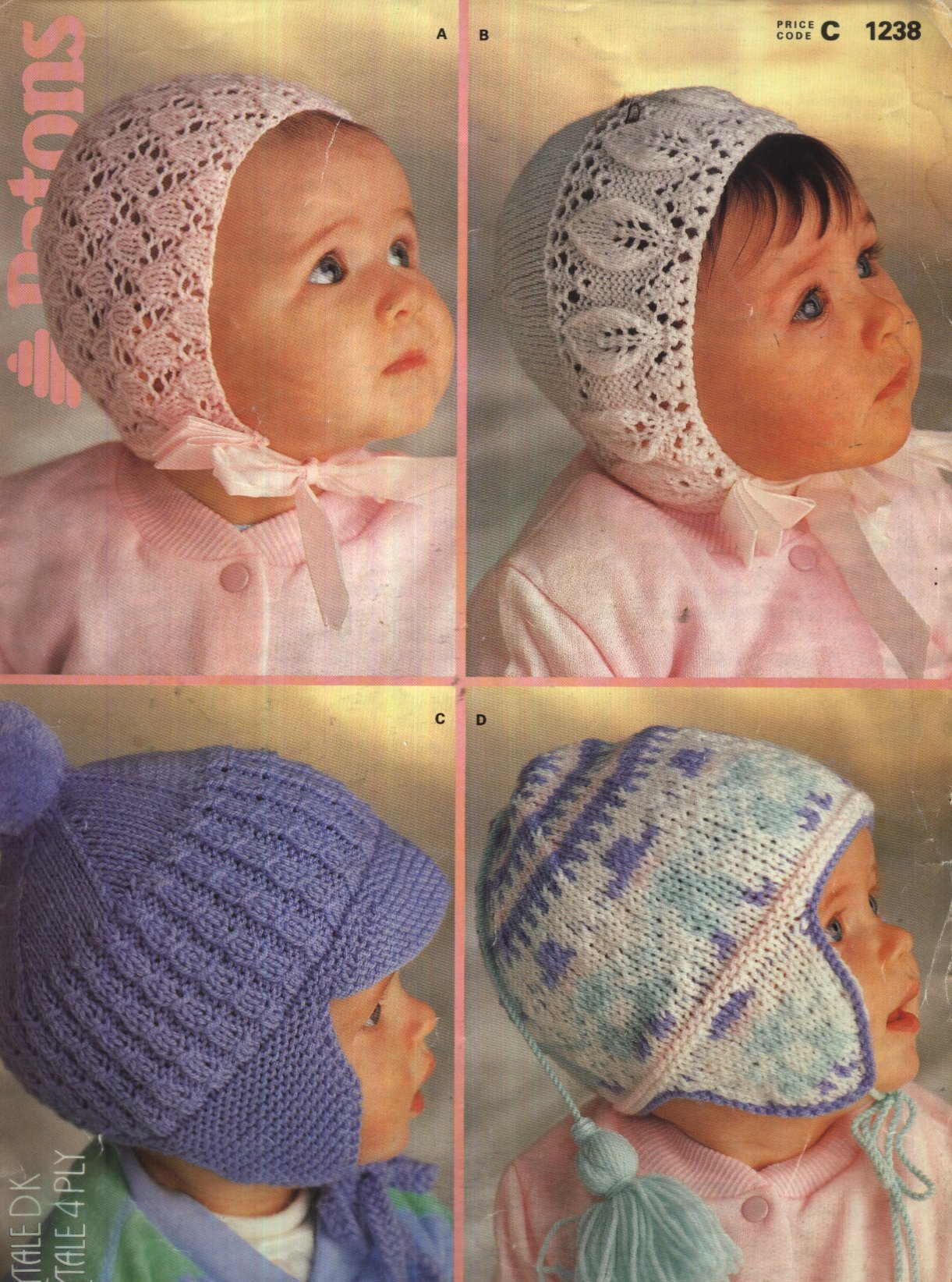 Patons Knitting Patterns: Amazon.co.uk