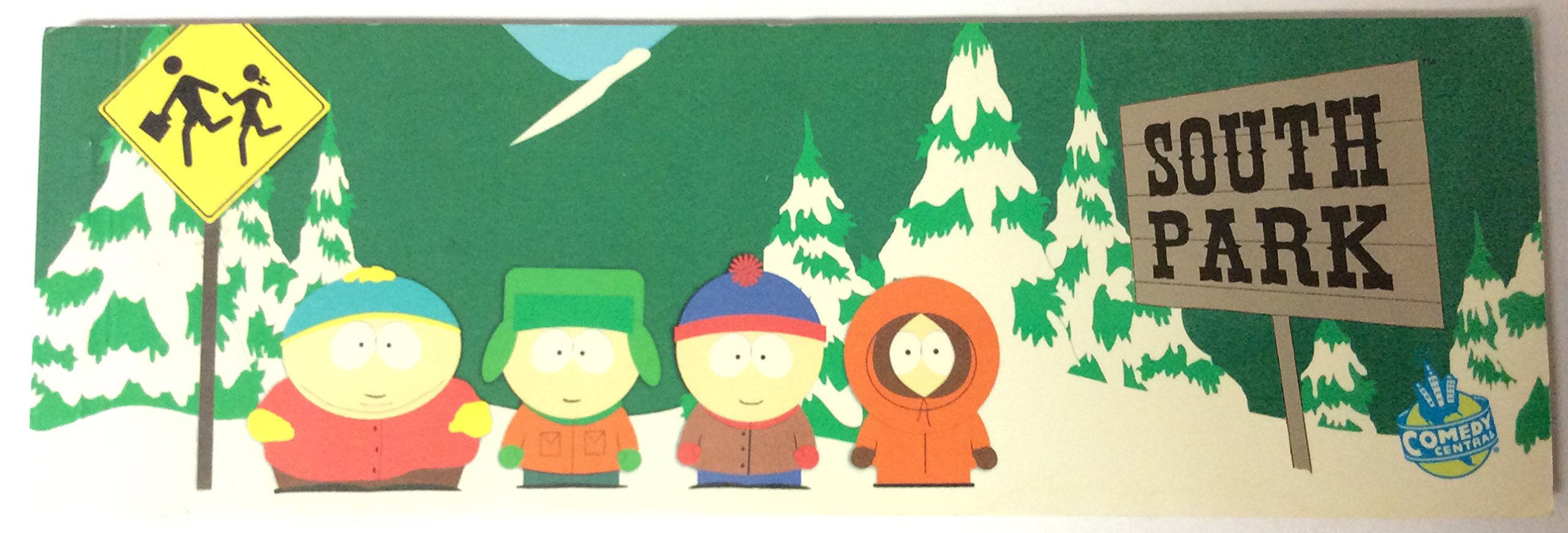 South Park: Big Sticker Book pdf epub