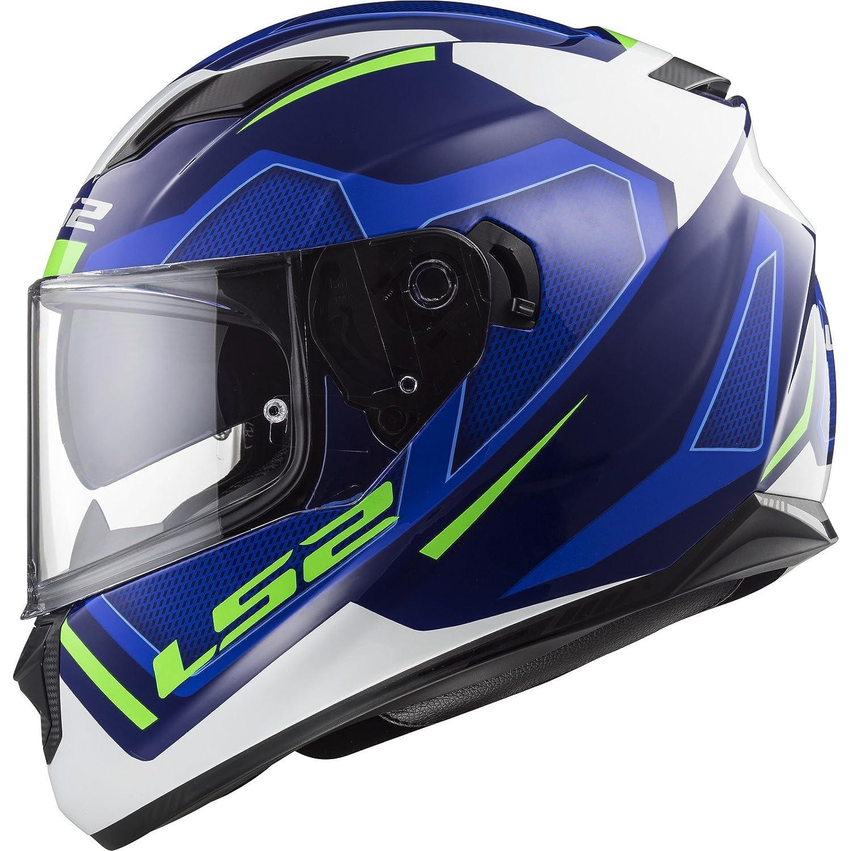 talla S Casco de moto Stream Evo LS2 color blanco