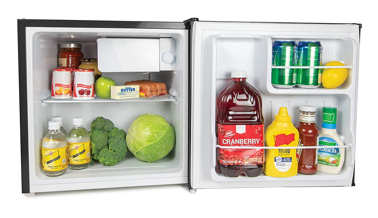 1.6 Cu.Ft Red Dorms Slide out Glass Shelf Offices Igloo IRF16RSRD Classic Single Door Chrome Handle /& Bottle Opener Compact Refrigerator with Freezer Perfect for Homes