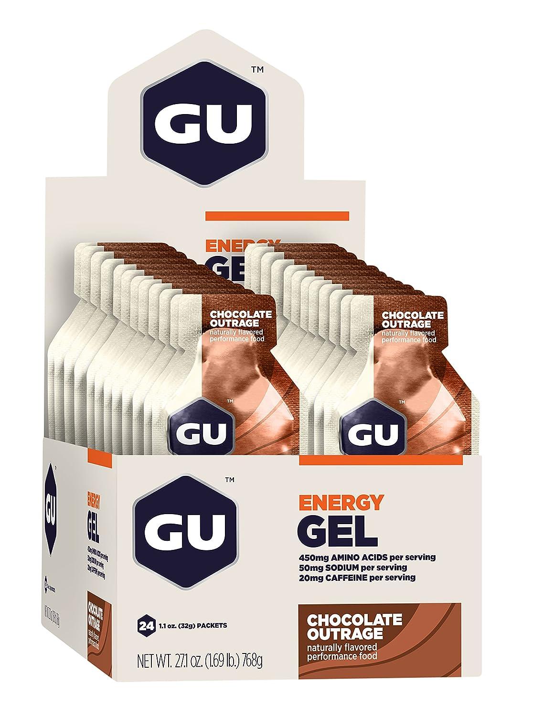 Amazon.com: GU Energy Original Sports Nutrition Energy Gel ...