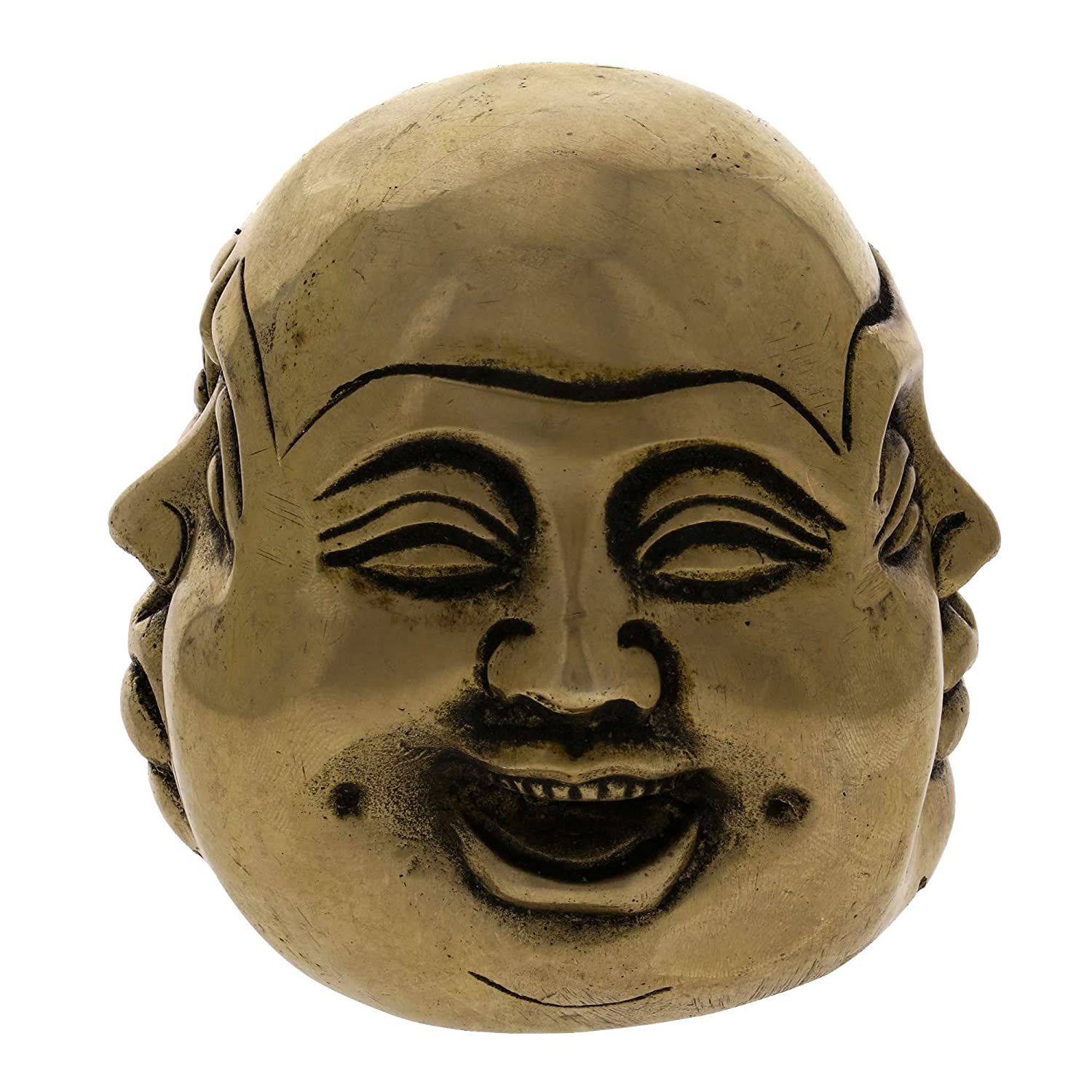 CDM product Laughing Buddha Brass Collectibles and Figurines big image