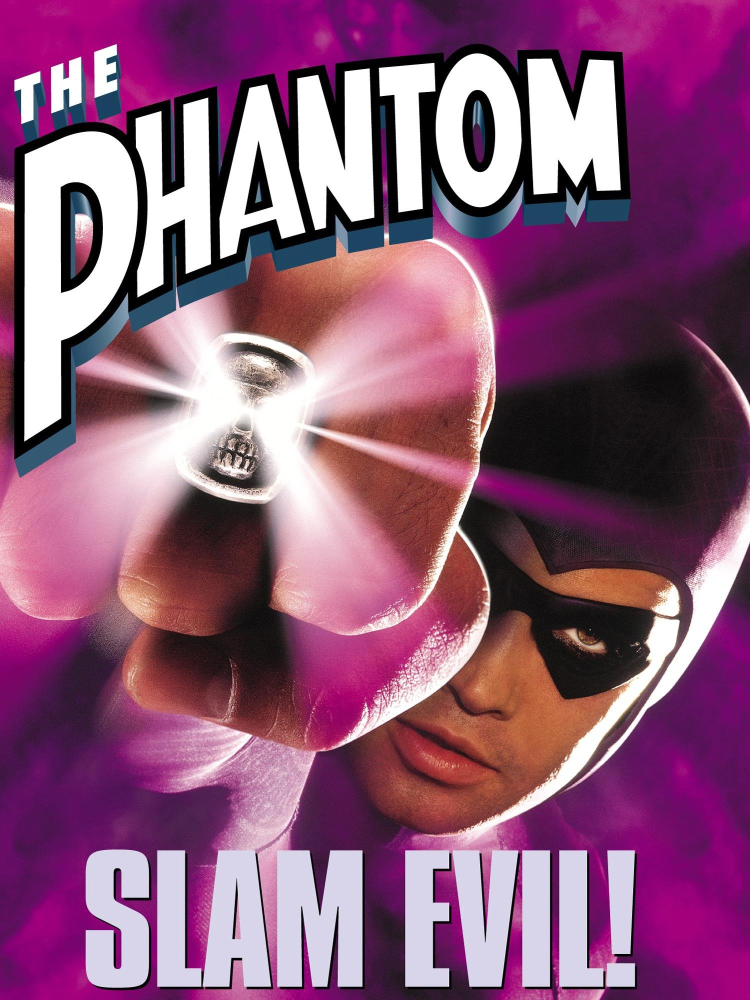 Amazon.com: The Phantom: Billy Zane, Kristy Swanson, Treat Williams ...