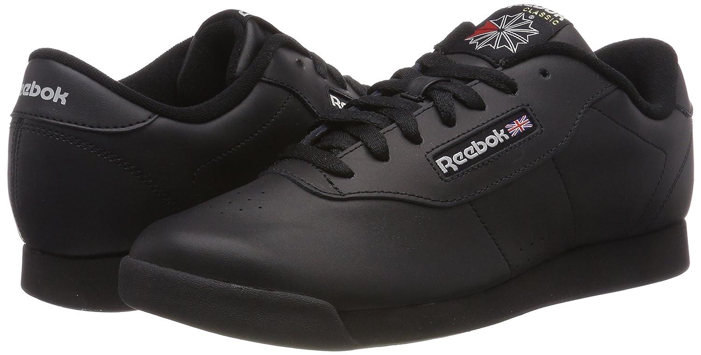 Reebok Princess Wide Zapatillas de Gimnasia para Mujer 44 EU Negro Black