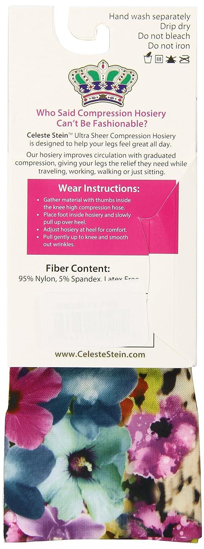 f72fb9f0fb Amazon.com: Celeste Stein CMPS-1940 Therapeutic Compression Socks, 0.6  Ounce: Health & Personal Care