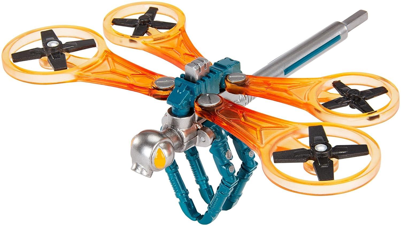 Dinotrux Die-Cast, Miniatur-Modelle, Dragonflopter Mattel DKD61