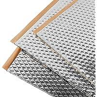Noico 2 mm 3,4 m² zelfklevende anti-rammel trillingsdempende mat, auto akoestisch isolatie (lawaaireductie en…
