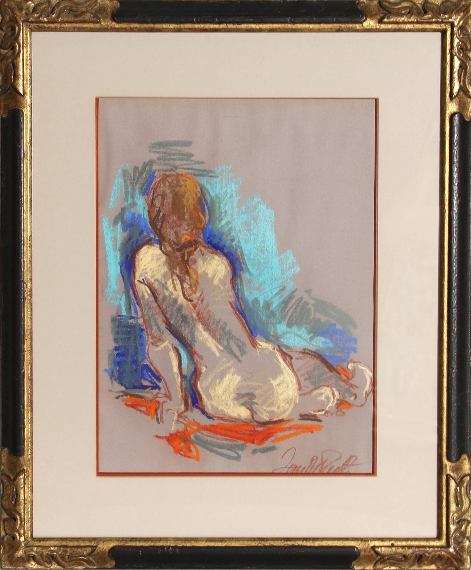 Seated Girl